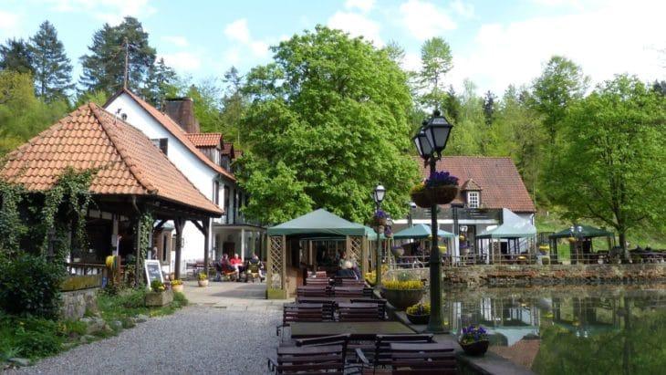 Romantisches Waldhotel Silbermühle
