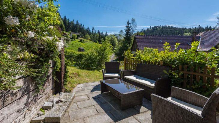 Traumferienhaus Enzklösterle Im Schwarzwald Urlaub Mit Hund Baden