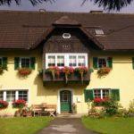 Apartments Bachbauer – Blick auf die Berge