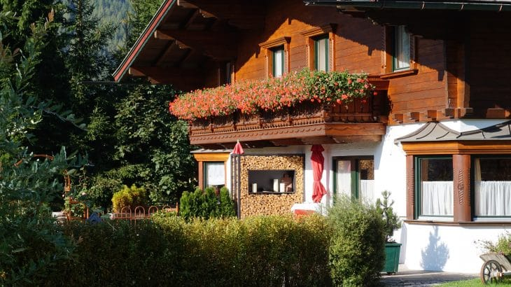 Ferienhaus Pehnelt mitten im Wald