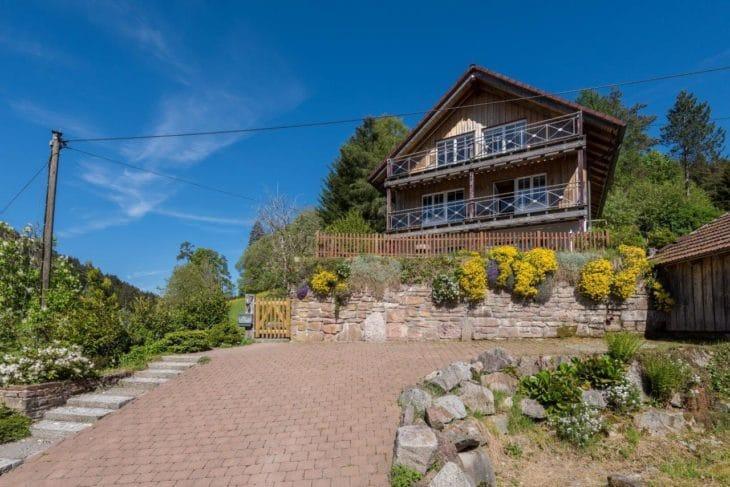 Traumferienhaus Enzklösterle im Schwarzwald