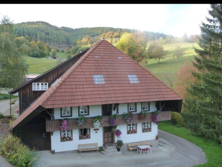 Ferien im Wiesengrund im Südschwarzwald