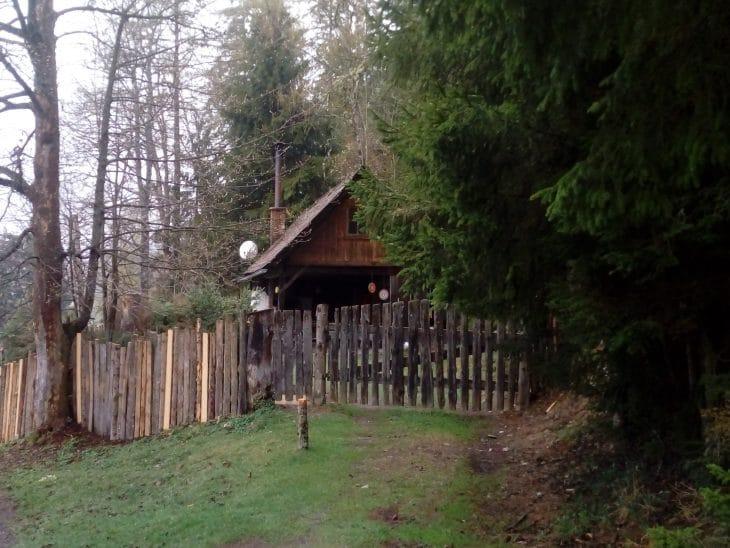 Ferienhütten Perschlhof in sonniger Ruhelage