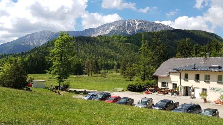 Ferienwohnungen im Berggasthof Mamauwiese