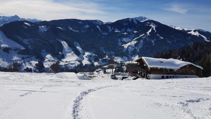 Alpengasthof-Pension Rapoldsberg