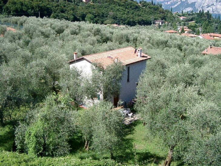 Ferienwohnungen im Haus Laura in Malcesine