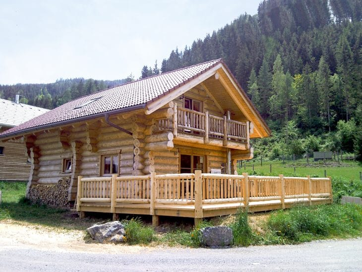 Kanadablockhaus