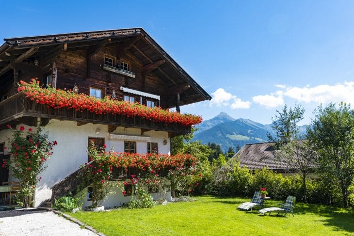 Ferienhaus Lehrerhäusl Alpbach
