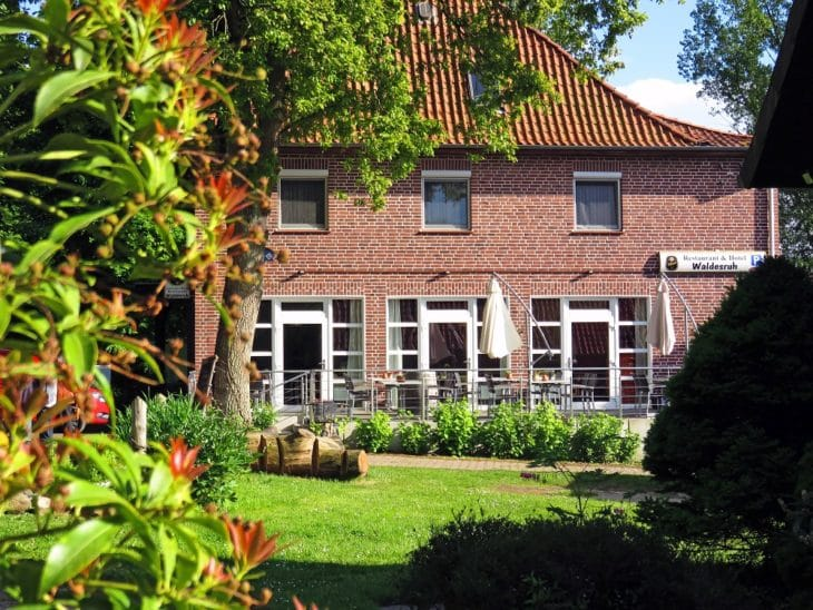 Land-gut-Hotel Waldesruh Lüneburger Heide