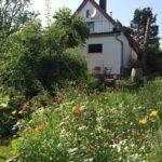 Luxusappartement mit eingezäuntem Garten