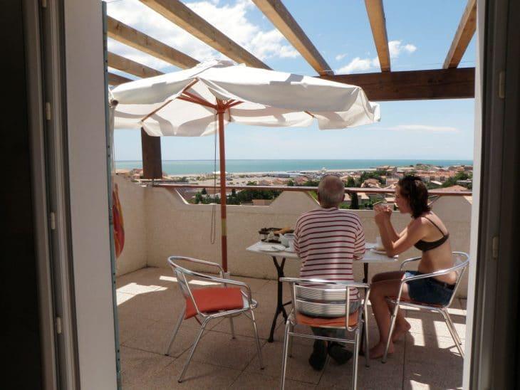 Terrassenhaus Mer Indigo Haus 2