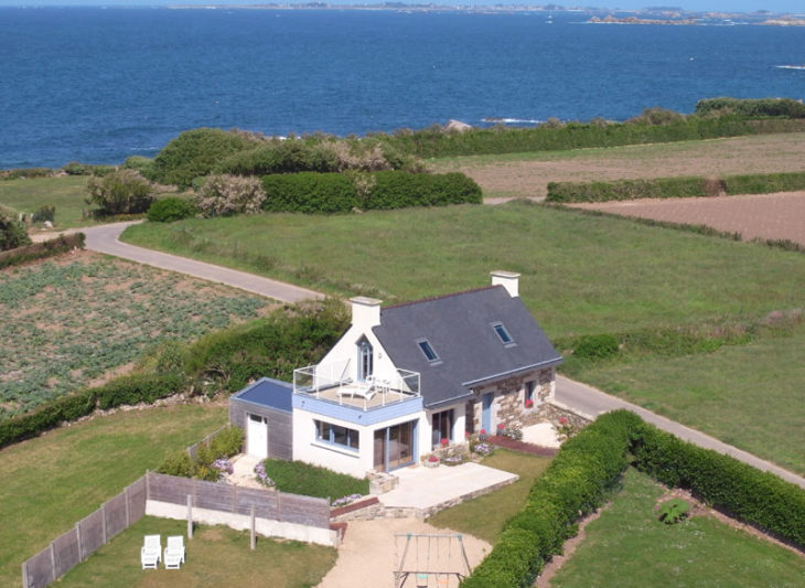 Ferienhaus Panoramablick am Meer – Ein Traum!