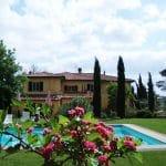 A Casa Mia. Toskana-Landgut mit Pool.