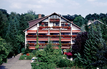 Hotel-Pension Sabine in der Lüneburger Heide