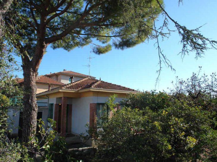 Casa Il Ponte an Ligurischer Küste