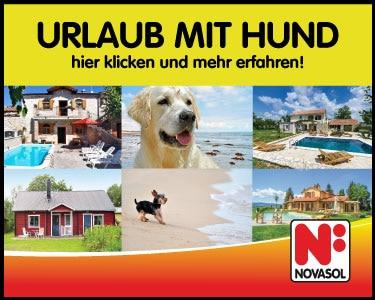 Banner Novasol Österreich