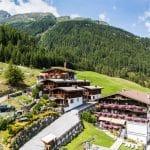 Chalets mit Sauna im Grünwald Resort Sölden