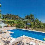Haus ALLEGRA. 1.800 m² eingezäunter Garten.