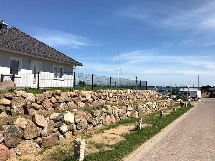 Hafendomizil in Stahlbrode