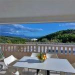 Villa Lokanjac mit Pool & Panorama-Meerblick