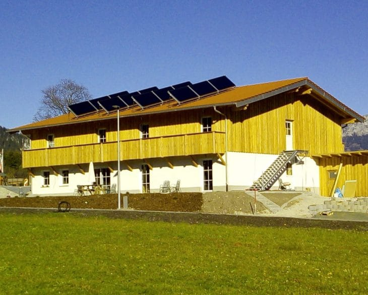 Gästehaus am Hahnenkamm