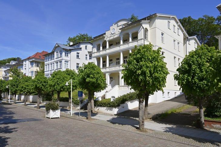 Villa Celia Ferienwohnungen Sellin auf Rügen