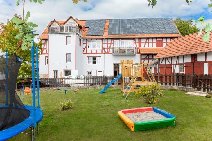 Landhaus im Rinnetal – 2000 m² eingezäunt
