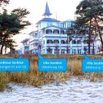 Villa Seeblick Binz Ferienwohnung am Meer