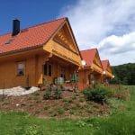 Harzer Blockhaus mit Südterrasse & Garten