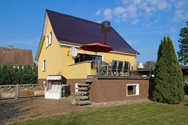 """Ferienhaus """"Ostseetraum"""" auf Rügen"""