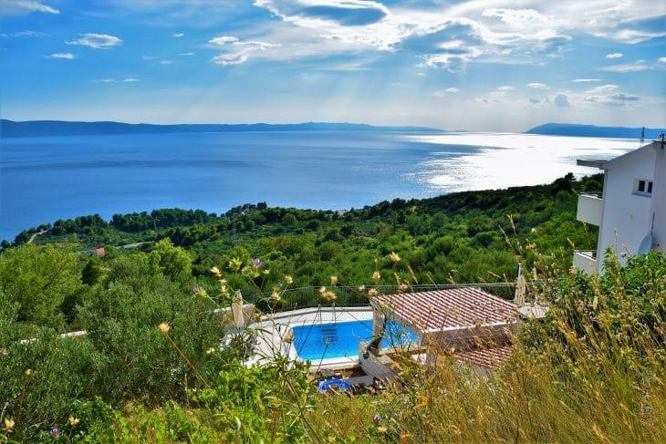 Villa Siesta mit Pool