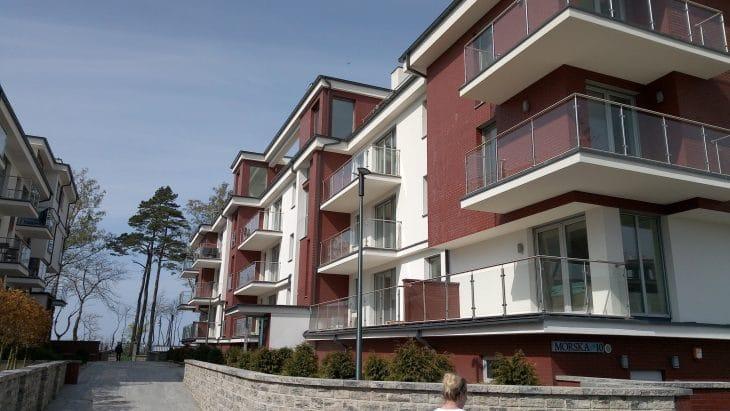 Luxuriöses Appartement direkt am Meer