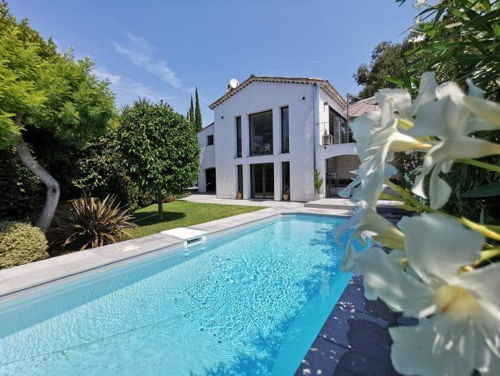 Villa mit bezauberndem Meerblick Côte d´Azur