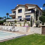 Villa Mimosa in Mandelieu la Napoule mit Pool
