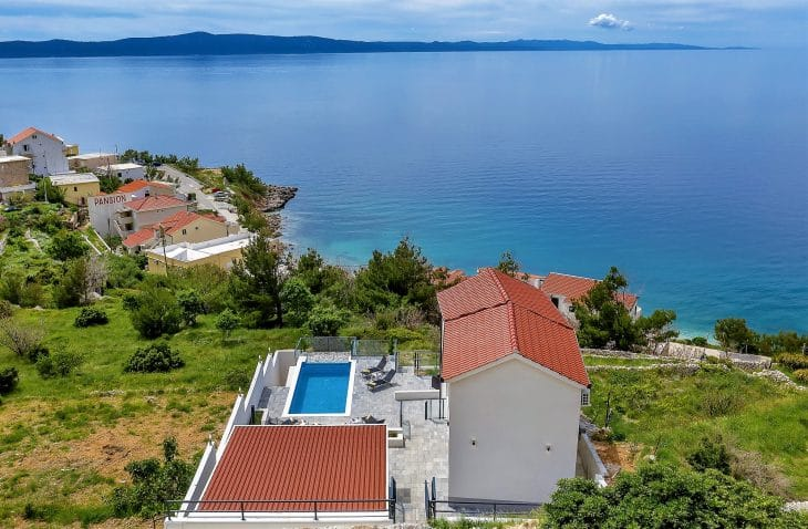 Villa Legero mit Pool