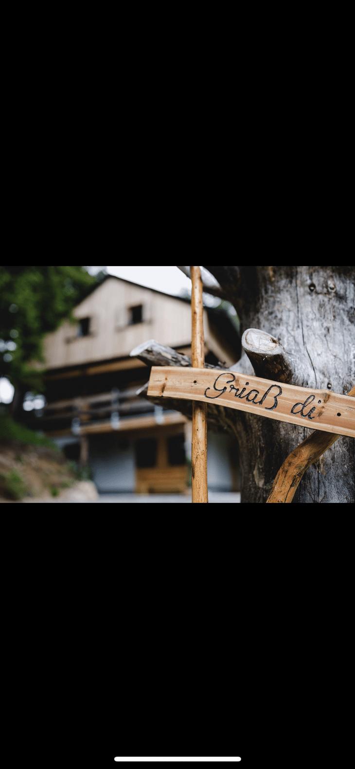 Das Waldchalet im Zirbenland