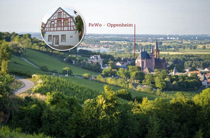 Ferienwohnung Oppenheim