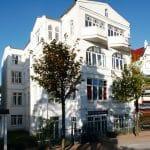 Villa Frigga direkt am Strand u. Promenade