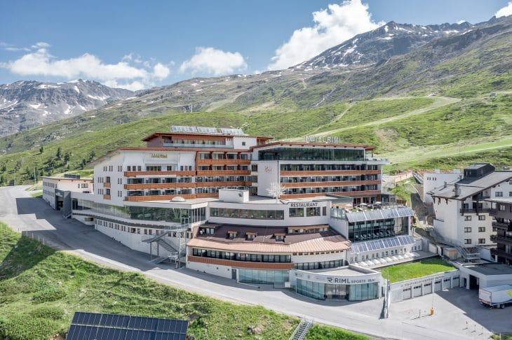 Hotel Rimlauf 2.200m