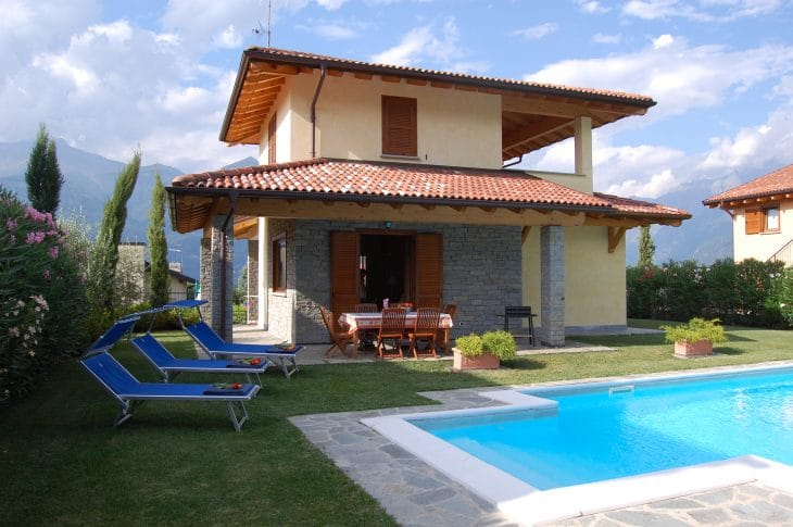 Villa Sogni am See