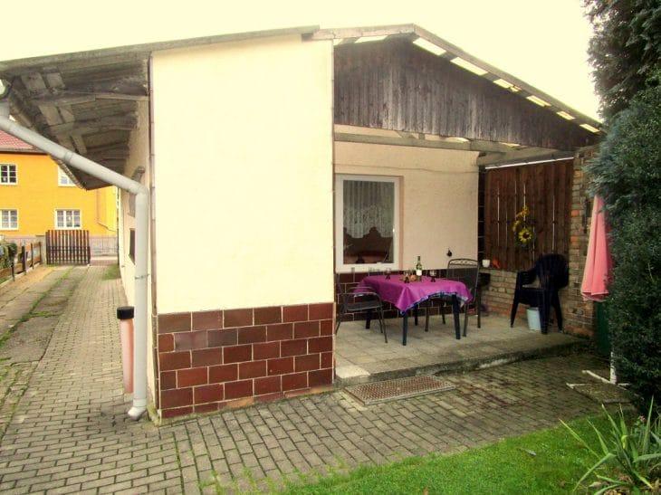 Ferienhaus Naumburg für 5 Personen mit W-LAN