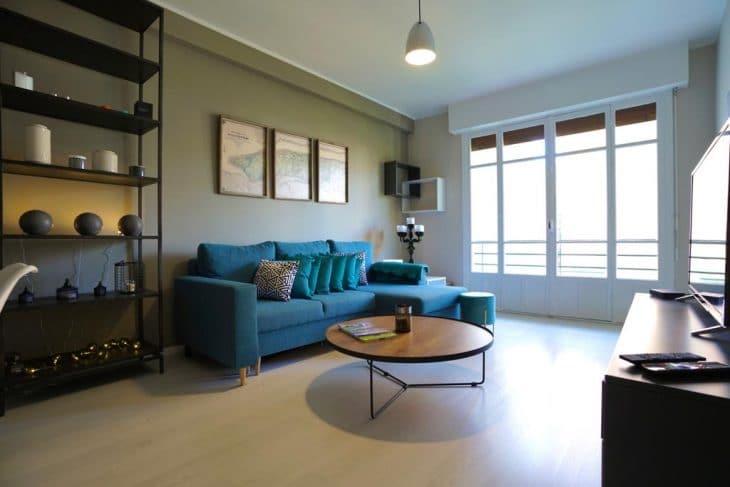 Wunderschönes Apartment in Nizza für 6 Pers.