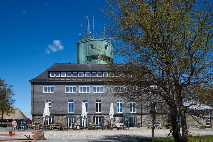 Berghotel Kahler Asten.