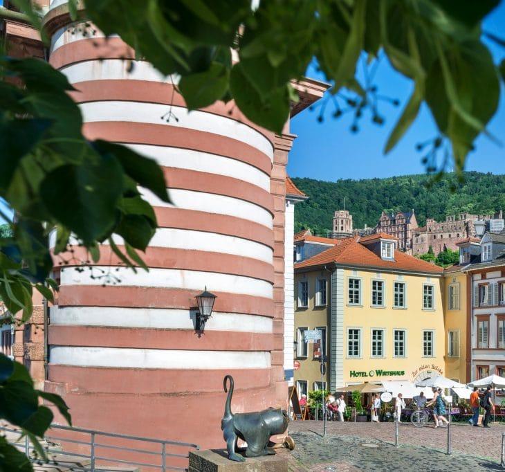 Hotel zur Alten Brücke in Heidelberg
