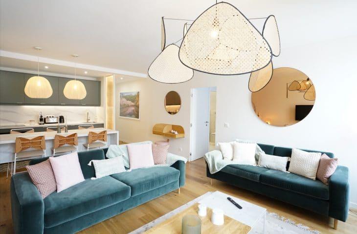 Luxus Apartment im Herzen von Cannes