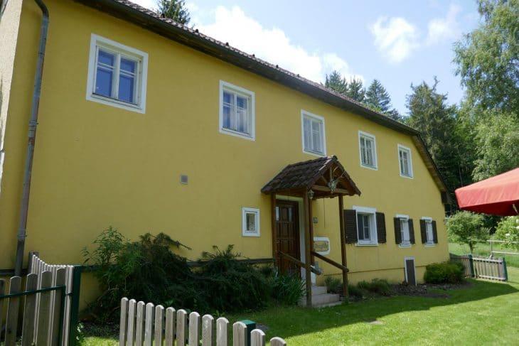 Ferienhaus Bergfexn
