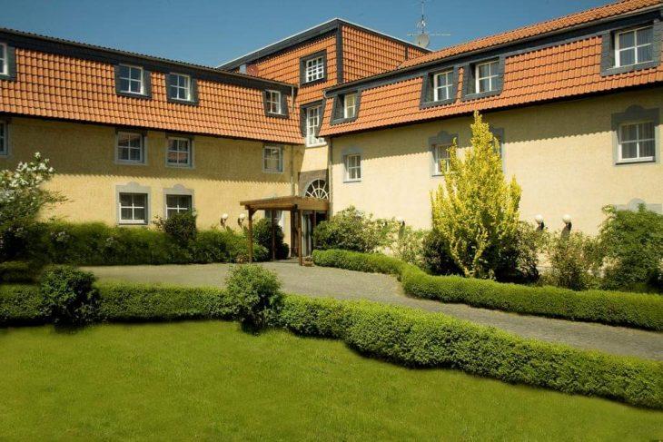 Freizeit und Tagungshotel Messehof