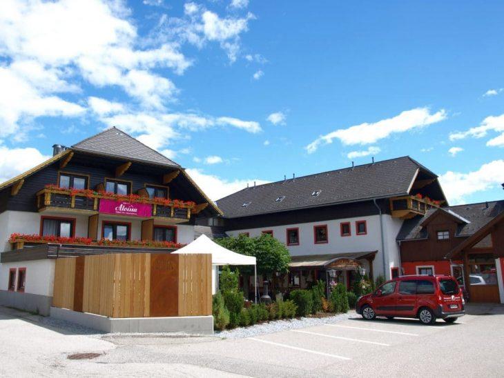Hotel & Appartements Aloisia Mariapfarr