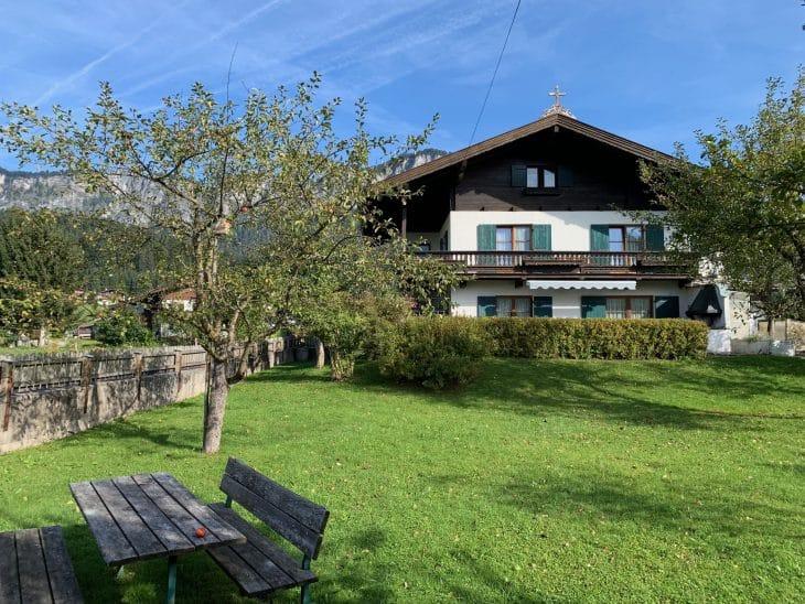 Ferienhaus Stolzlechner