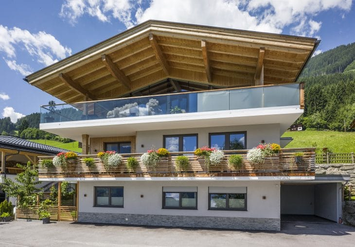 Alpenchalet-Zillertal